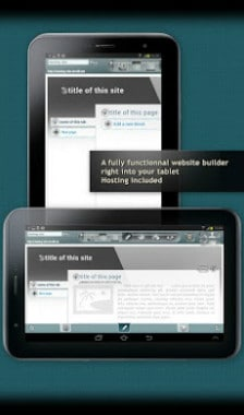 Website Builder for Android-1