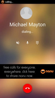 Download nanu-free calls | APK Download for Android