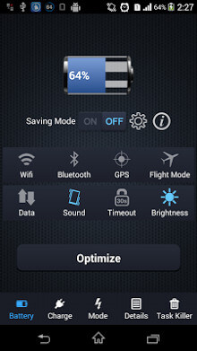 Battery Saver HD-1