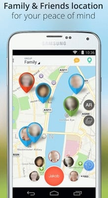 Family Locator - GPS Tracker-2