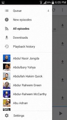 Muslim Central Audio-2