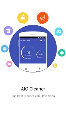 AIO Clean - Cache & RAM Cleaner-1