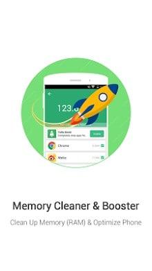 AIO Clean - Cache & RAM Cleaner-2