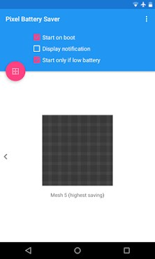 Pixel OFF Save Battery AMOLED-2