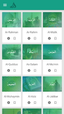 The Names of Allah-1