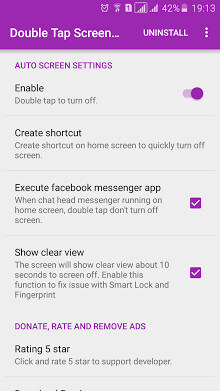 Double Tap To Screen Off | APK Download for Android