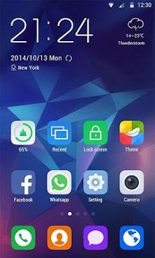 Original Theme - ZERO Launcher | APK Download for Android