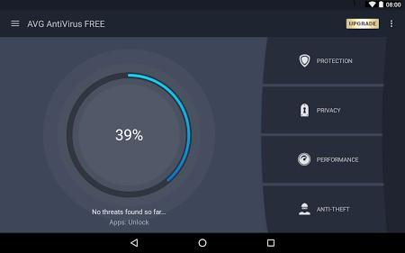 Tablet AntiVirus Security FREE-1