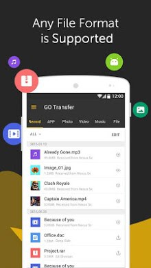 GO Transfer - Share Files | APK Download for Android