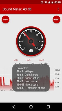 Sound Meter APK for android | APK Download for Android