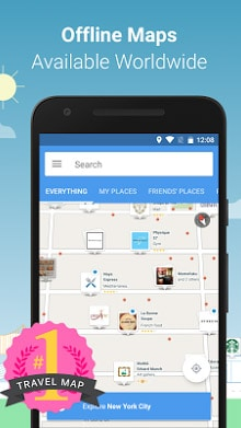Offline Map Of New York For Android.Citymaps Offline Map Guides Apk Download For Android