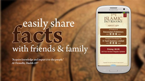 Islamic Fact Resource | APK Download for Android
