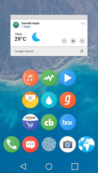 Google Icon Pack Apk