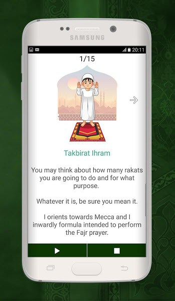 Salah - How To Pray in Islam | APK Download for Android