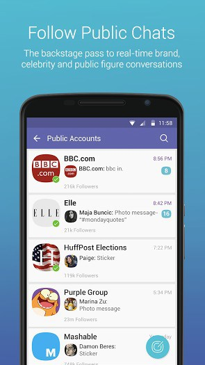 Viber - Free Calls & Messages | APK Download For Android