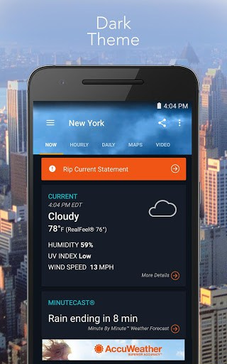 AccuWeather APK Download For Android