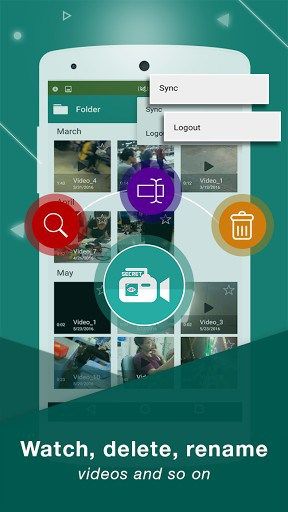 Background Video Recorder   APK Download for Android