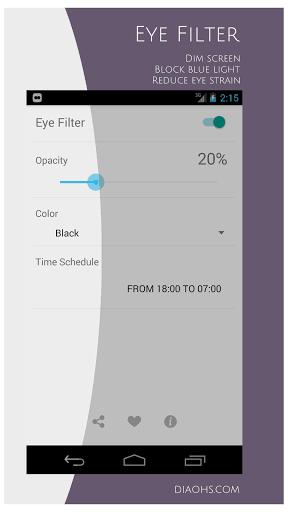ligg app blocker