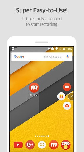Download mobizen apk mirroring and screen recorder.