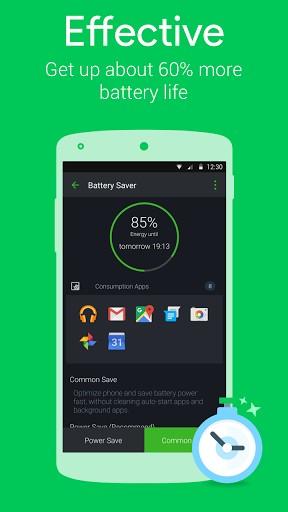 battery saver apk old version