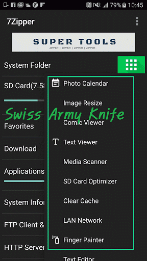7Zipper Free | APK Download For Android (latest version)