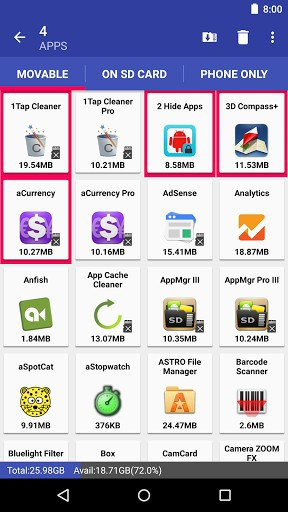 App Manager III (App 2 SD)   APK Download For Android