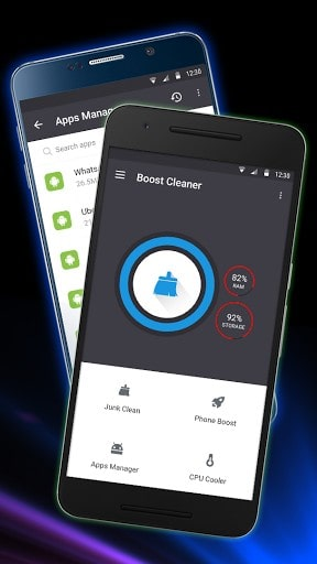 Boost Cleaner For Free   APK Download For Android