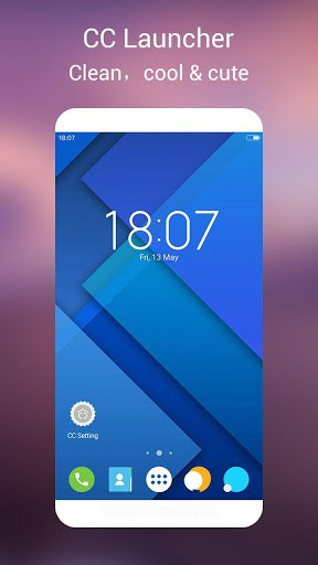 CC Launcher App For Free | APK Download For Android