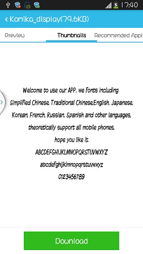 Font Players(Font Replacement) | APK Download For Android