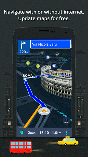 sygic gps navigation apk for android