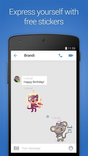 IMO Messenger - Messaging and Video Calling App for Android