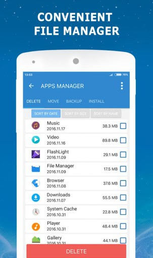 cleaner apk free download