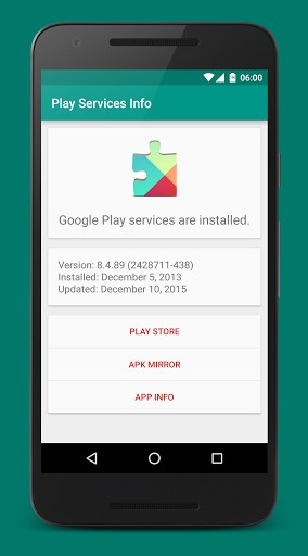 Play Services Info | APK Download For Android (latest version)