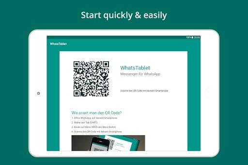 Download Whatsapp For Tablet ( iPad Mini,iPad Pro,Galaxy Tab Etc )