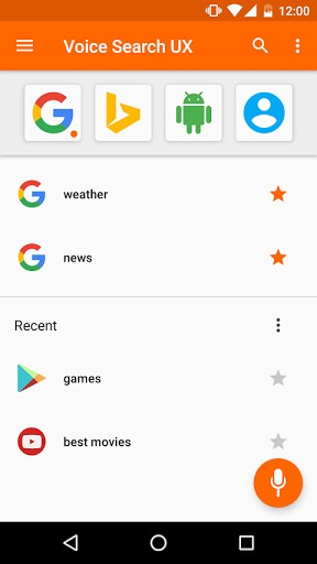 Voice Search APK for android   APK Download For Android