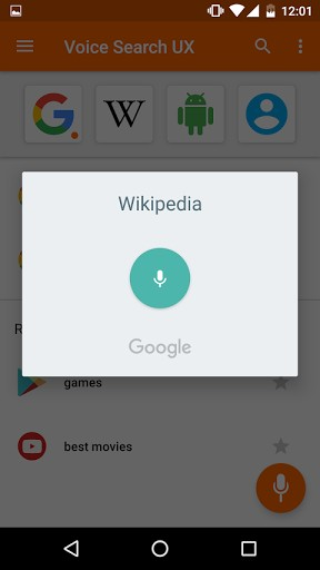Voice Search APK for android | APK Download For Android