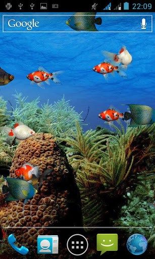 Aquarium Live Wallpaper For Free | APK