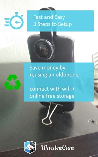 Home Security Camera WardenCam | APK Download for Android