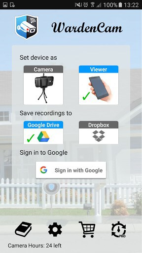 Home Security Camera WardenCam   APK Download for Android