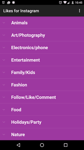 Likes for Instagram APK | APK Download for Android