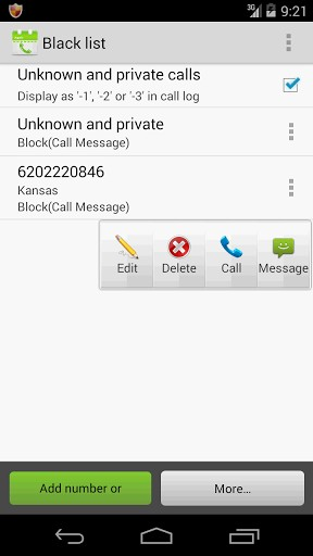 aFirewall Call and SMS Blocker | APK Download For Android
