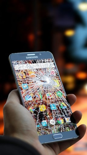Broken Screen Prank | APK Download For Android