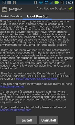 busybox x root free download