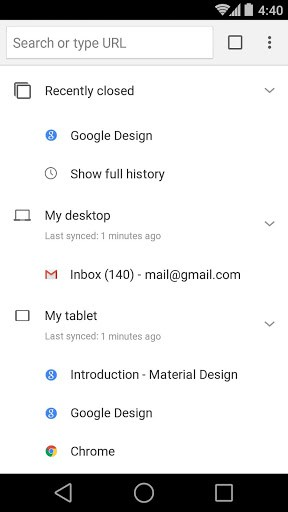 Chrome Beta | APK Download For Android (latest version)