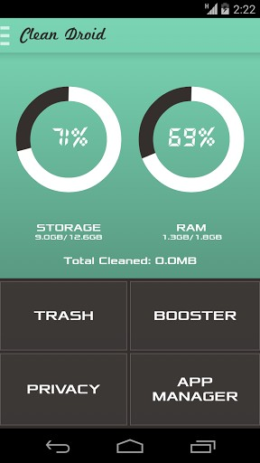 Clean Droid Deep Cache Cleaner | APK Download for Android