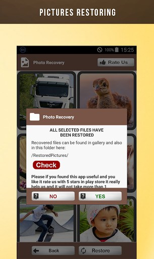 Deleted Photo Recovery | APK Download for Android