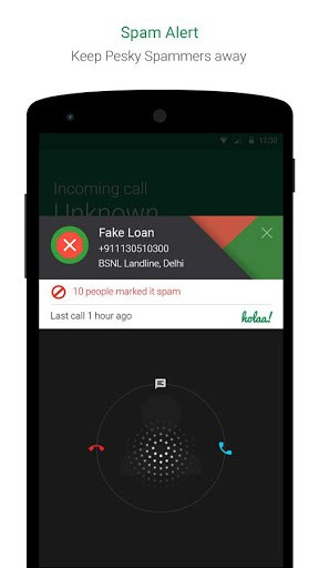 Holaa! Caller ID & Call Block | APK Download for Android