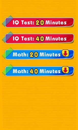 IQ Test Free | APK Download For Android (latest version)