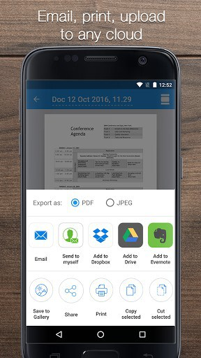 iScanner: PDF Scanner App Free | APK Download for Android