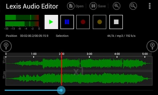 Downoad Lexis Audio Editor | APK Download for Android